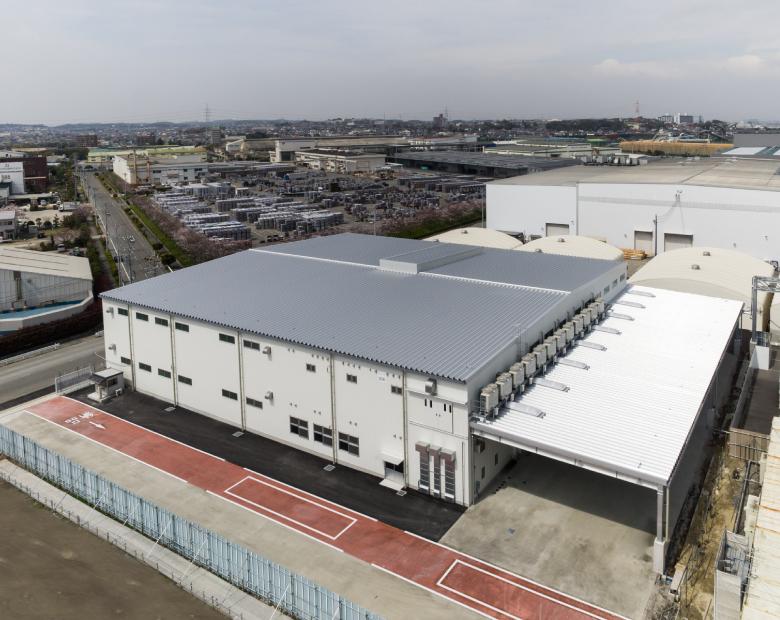 富士重工業株式会社半田工場(53棟・キットセンター)