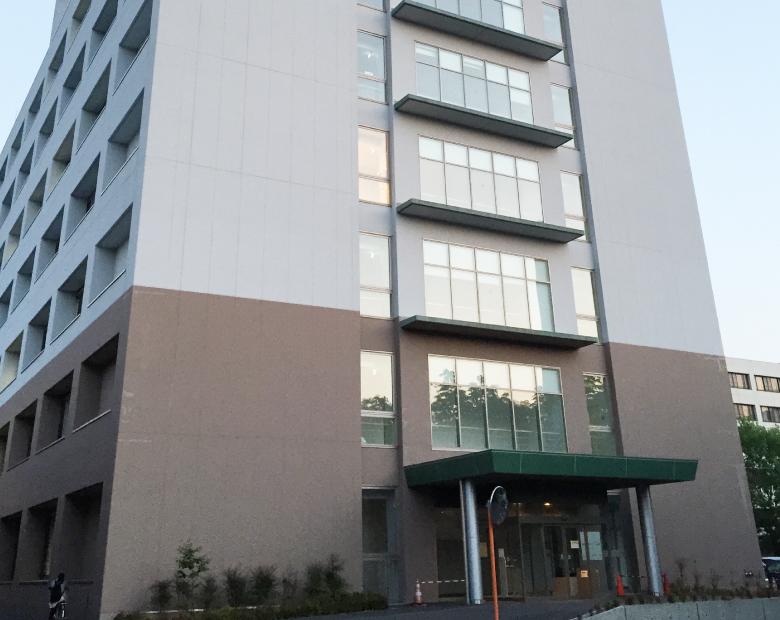 筑波大学地域医療・健康科学イノベーションセンター棟