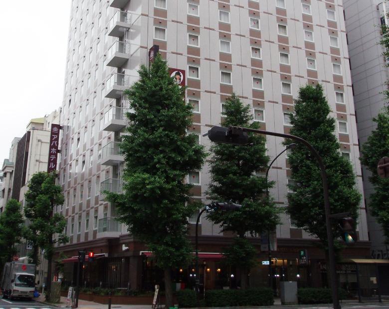 アパホテル横浜関内新築工事