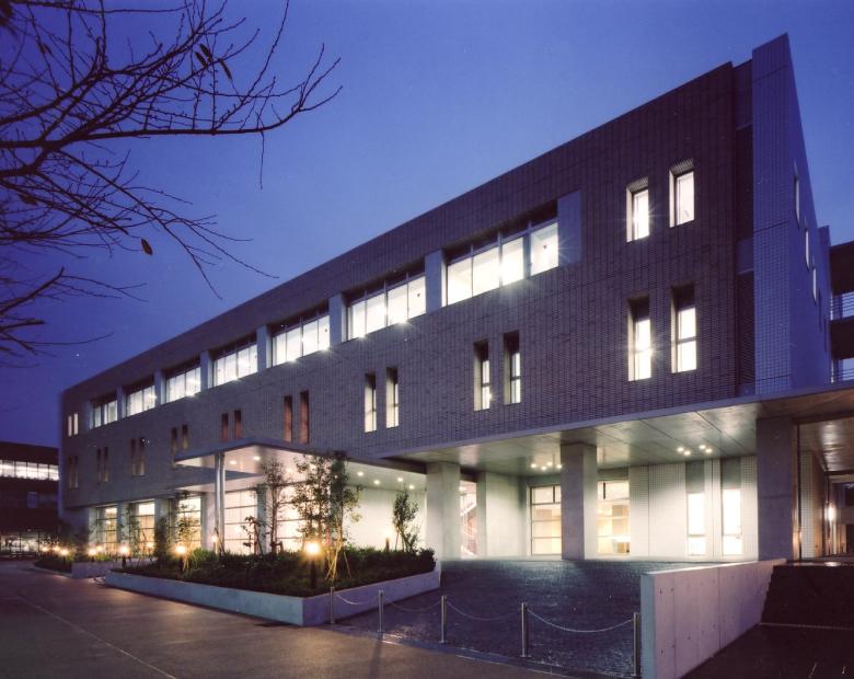 国立病院東京医療センター情報管理棟