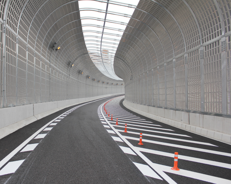 広島高速2号線・3号線道路照明設備その他