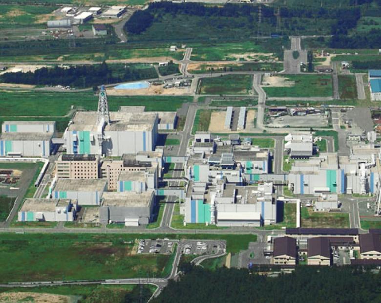 日本原燃株式会社六ヶ所再処理工場