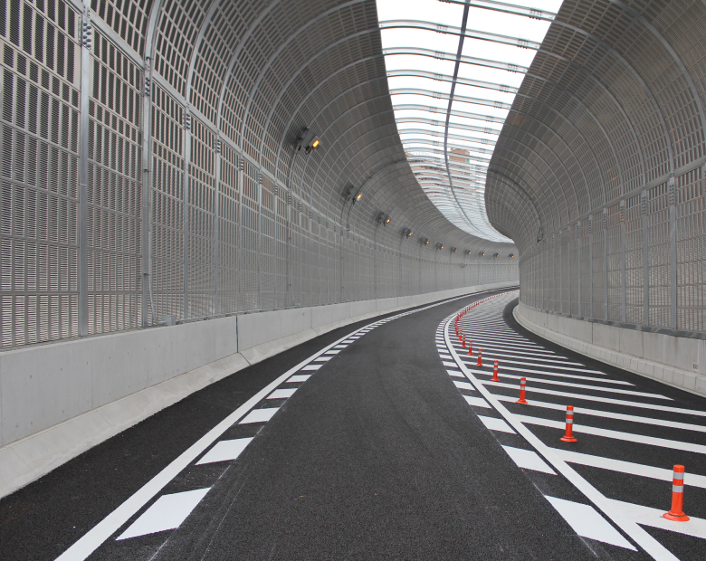 広島高速2号線3号線道路照明設備その他